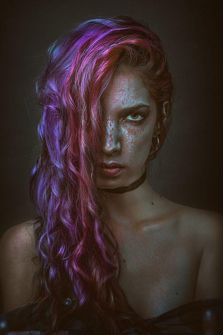 Dark — Photographer: Rodrigo Fe - darkbeautymag | ello