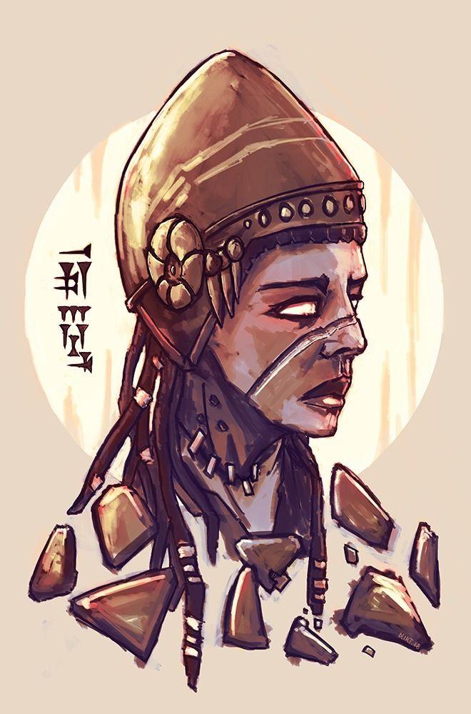 Sumerian warrior - convey sort  - dlikt | ello