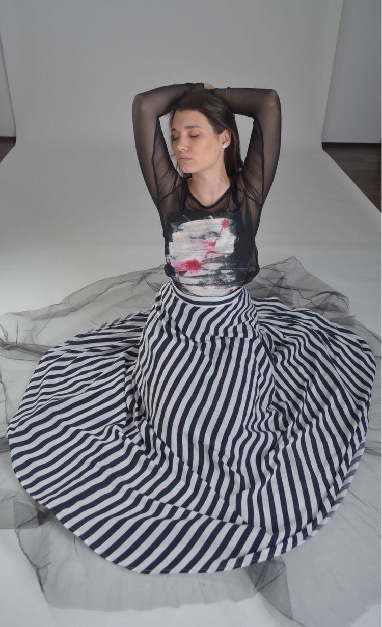Ello Angel Abstract canvas wome - elestra | ello