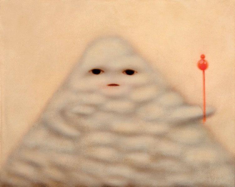 Cloud II Arturo Sandoval III - painting - modernism_is_crap | ello