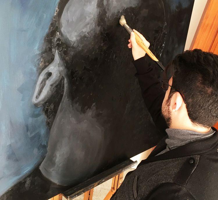 painting life  - giuseppealletto - giuseppealletto | ello