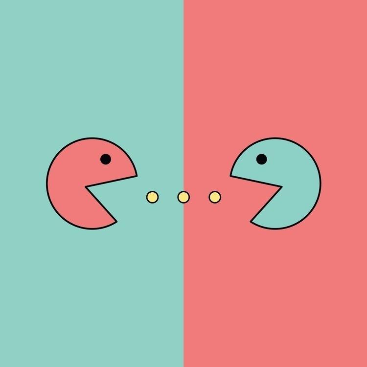 Love simple - Kin, Design, Graphic - dinhkin | ello
