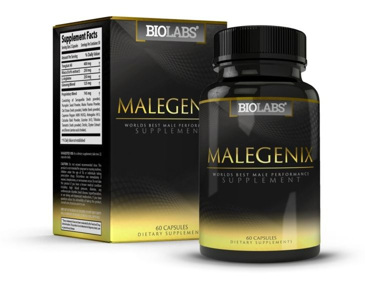 Check Malegenix ingredients inc - adambrian   ello
