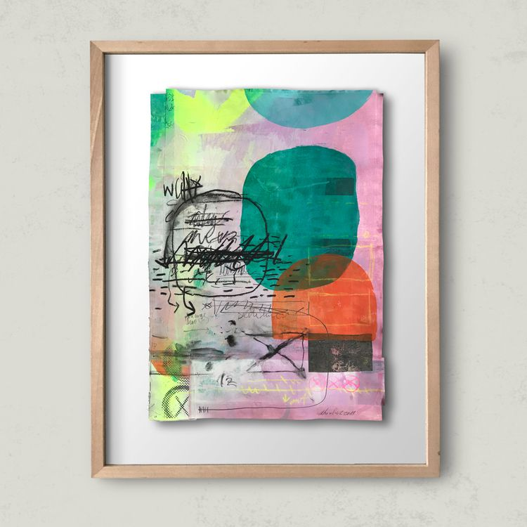 whymussmuessen / collage ink, a - atzeanalogue | ello
