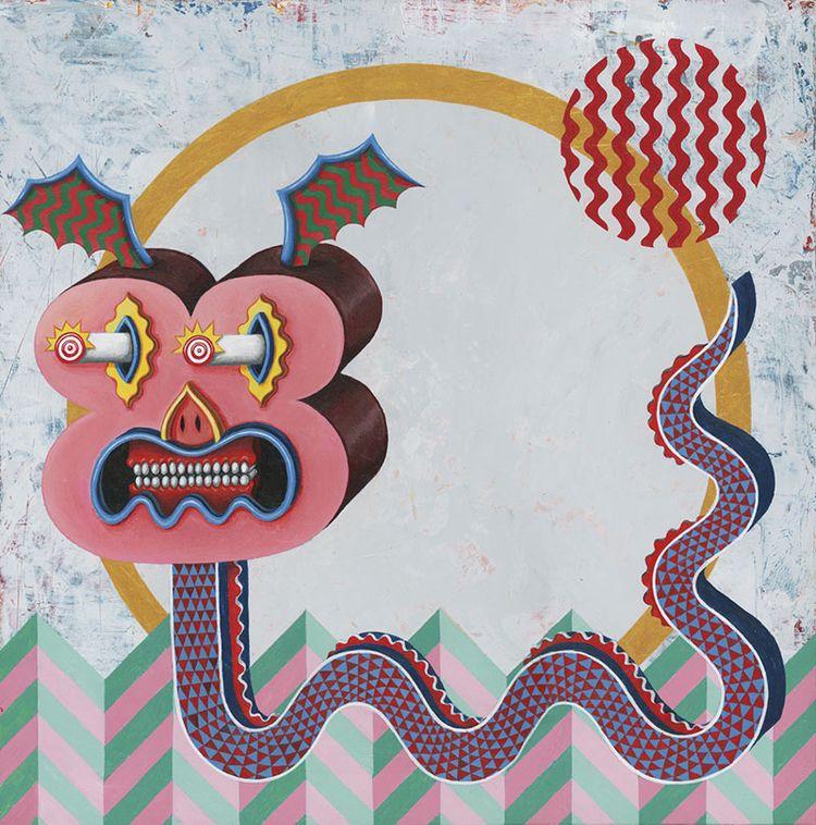 'Snake' Yu Maeda. fabulous pain - wowxwow | ello