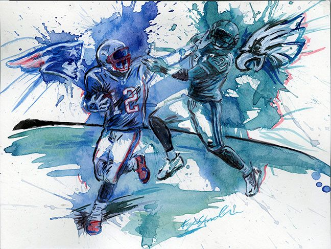 Superbowl LI! - game close accu - kyleand | ello