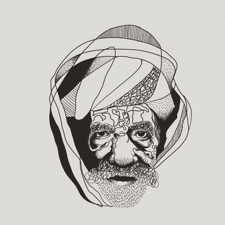 Der alte Beduine hasst jede Mac - heiniistgegenalles | ello