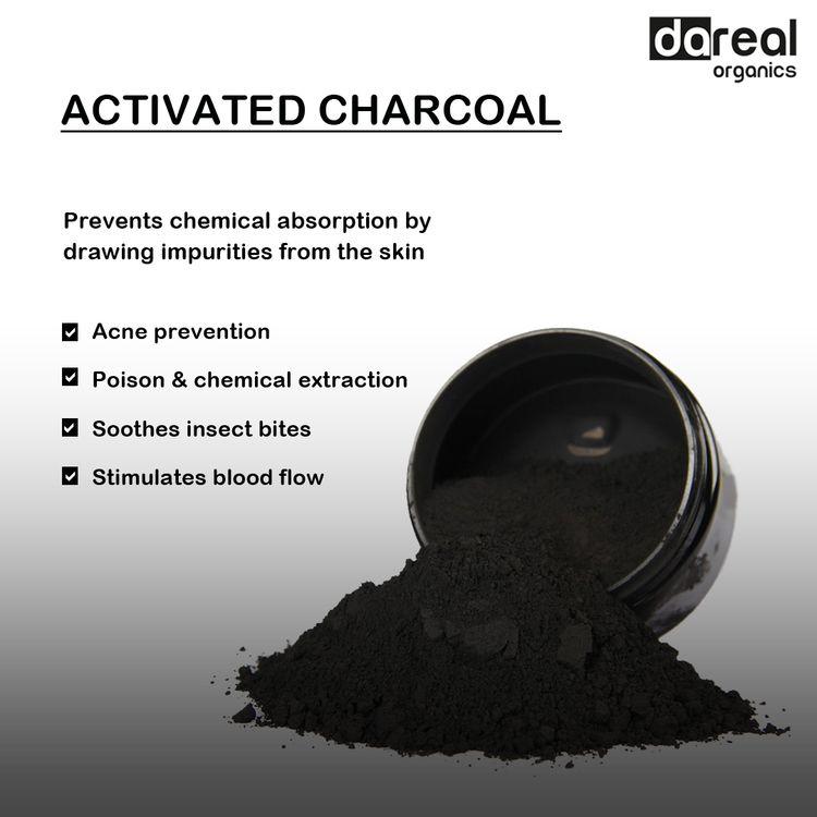 Benefits Activated Charcoal ! k - darealorganics | ello