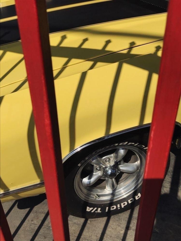 color, car, classiccar, losangeles - thecalliefox | ello