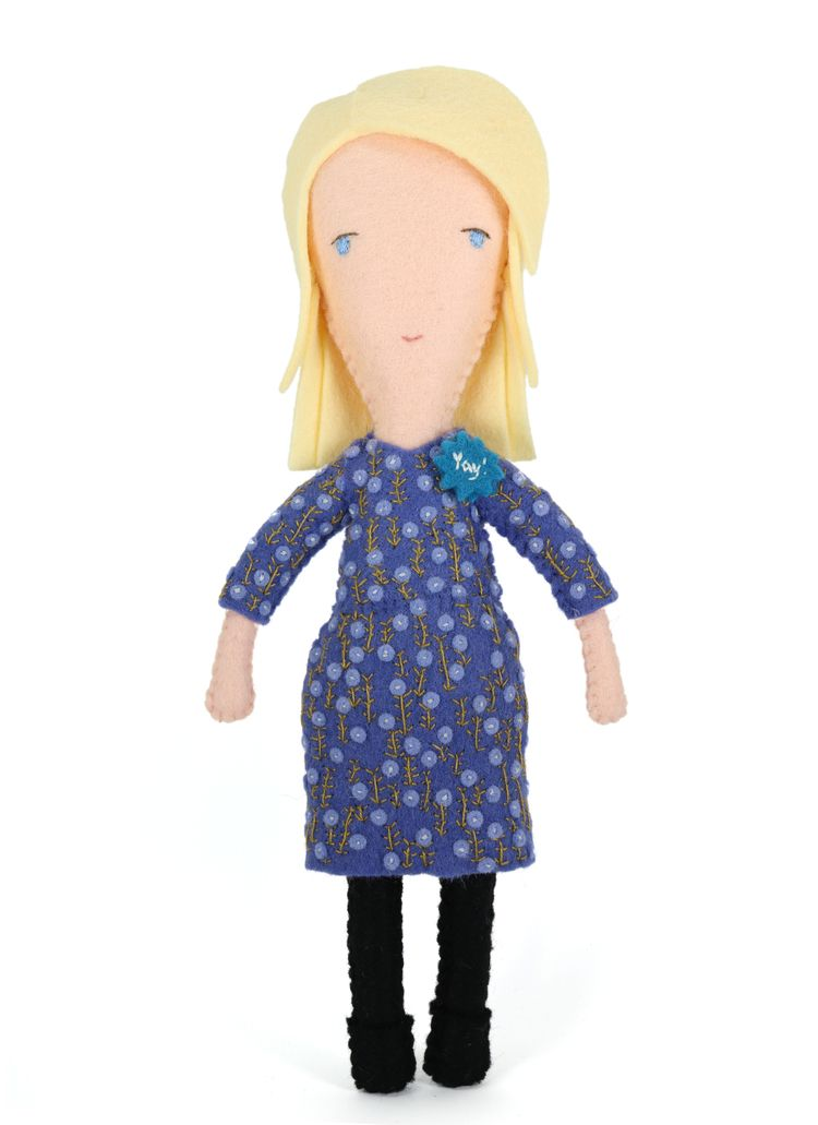 dress moo employee doll special - elenicreative | ello