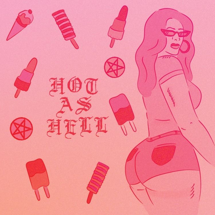 hot hell - robynjanine | ello
