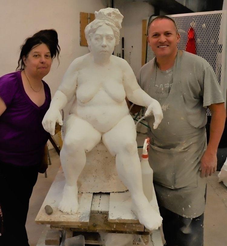~ sculptor Ramon Serra , Art St - bettybrooklyn | ello