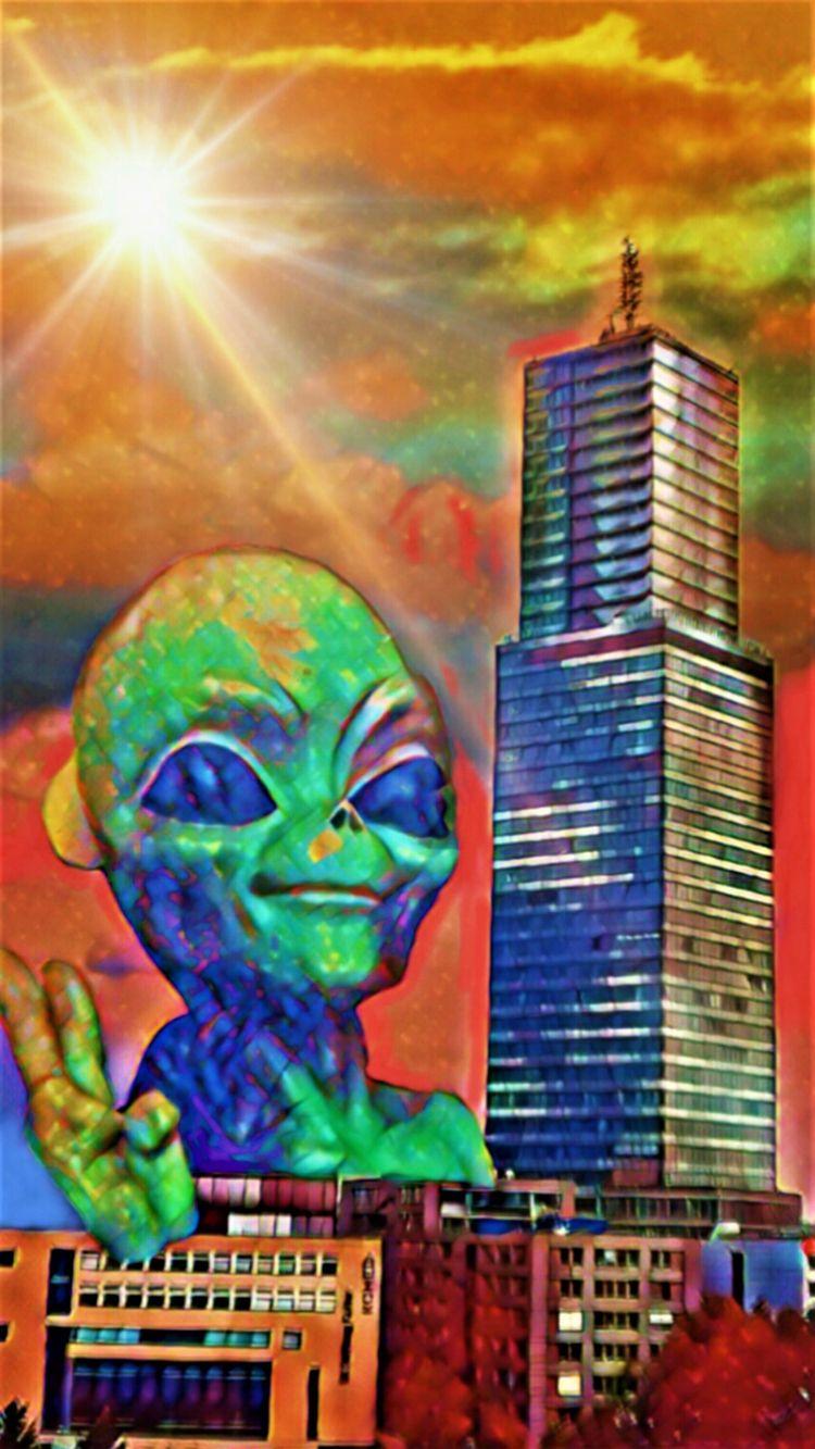 ALIEN VACATION - novaexpress93, alien - novaexpress93 | ello