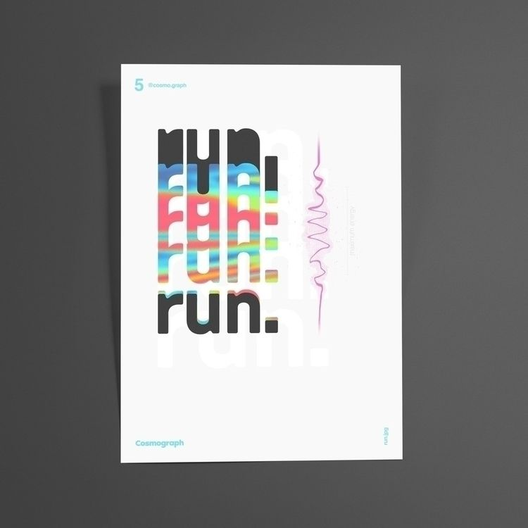 Run.jpg Cosmograph - graphicdesign - anishshakthi | ello