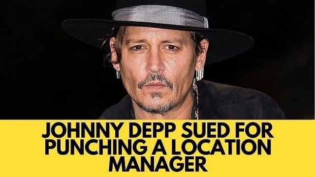 Johnny Depp Sued Punching Film  - ultimatelifestyle | ello
