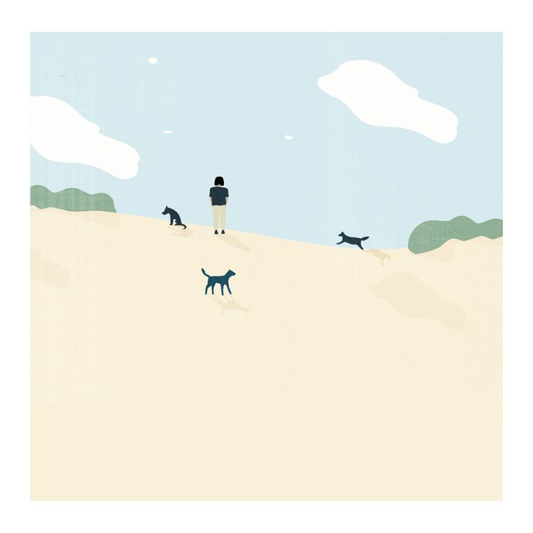 Dog Day! Illustration App - emmaphilip | ello
