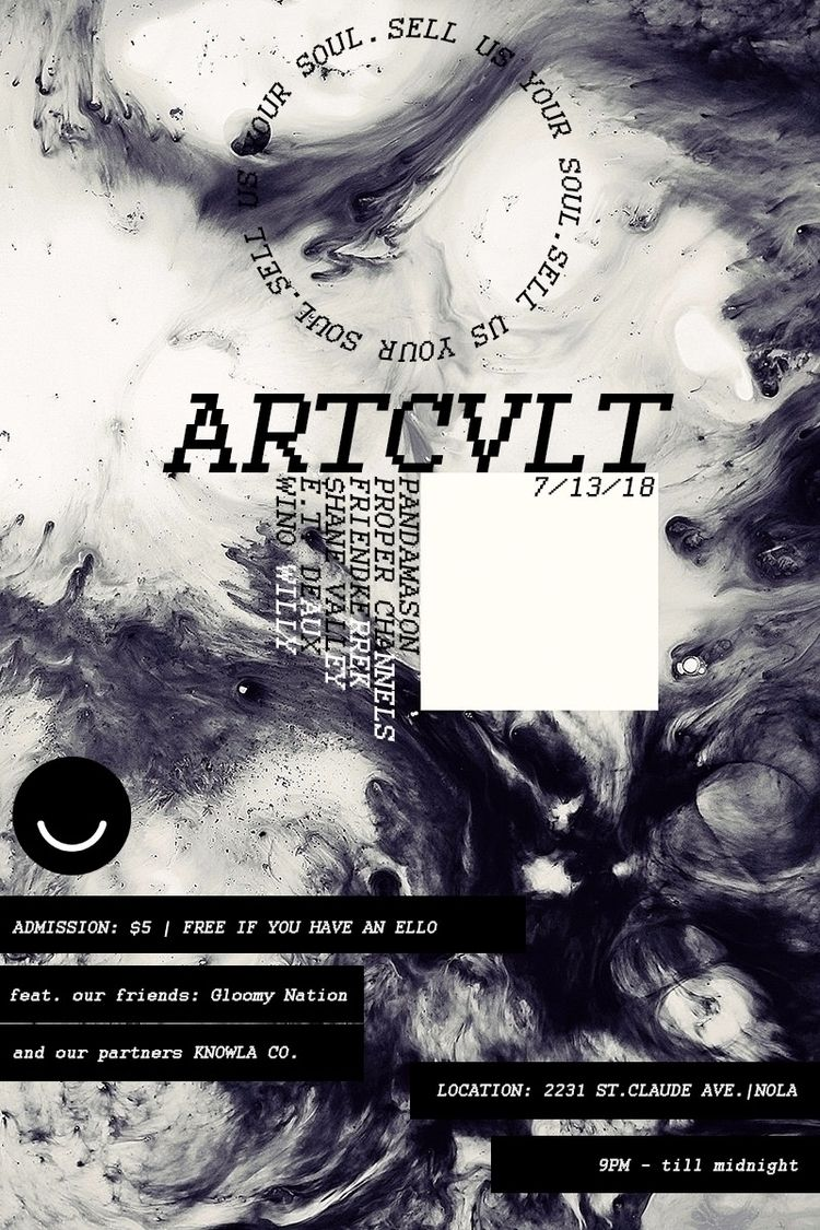 tomorrow celebrating Friday 13t - artcvlt | ello