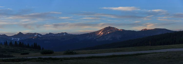 Shrine Mountain Trail (Vail), C - gewb | ello
