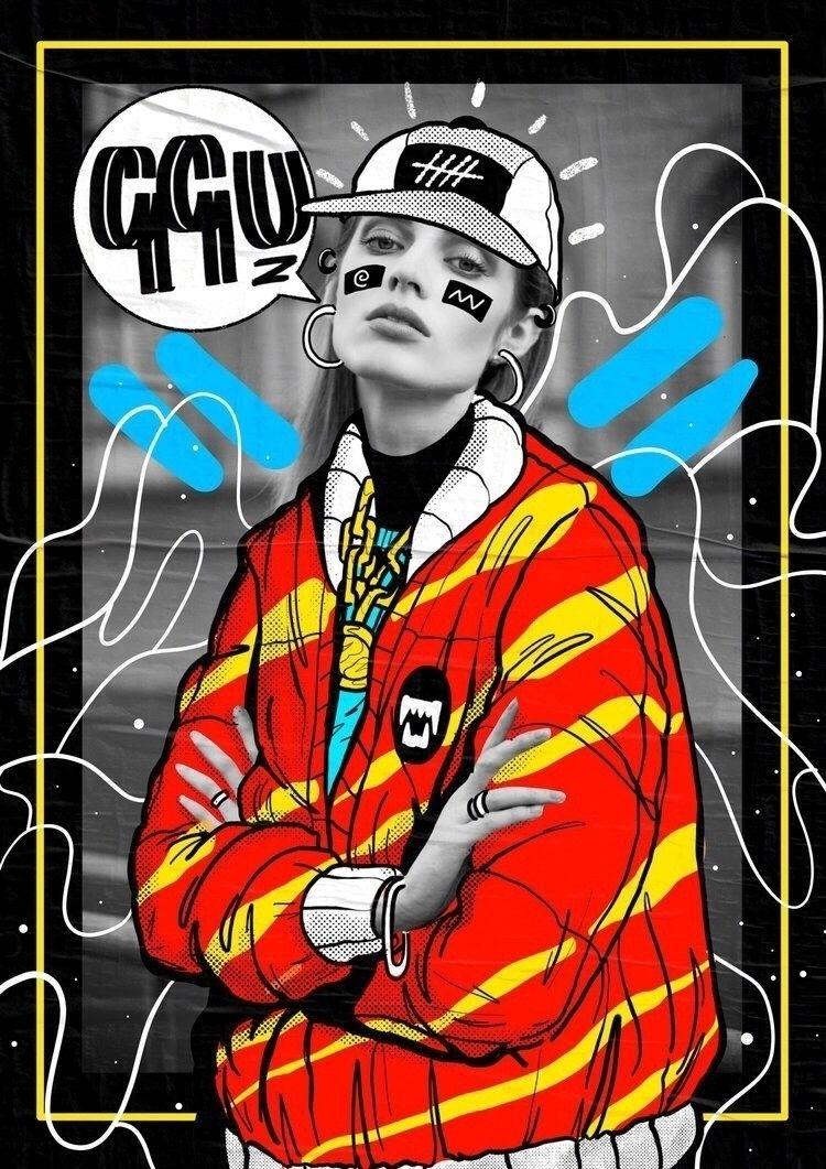 latest illustration ventures Ad - brisseaux   ello