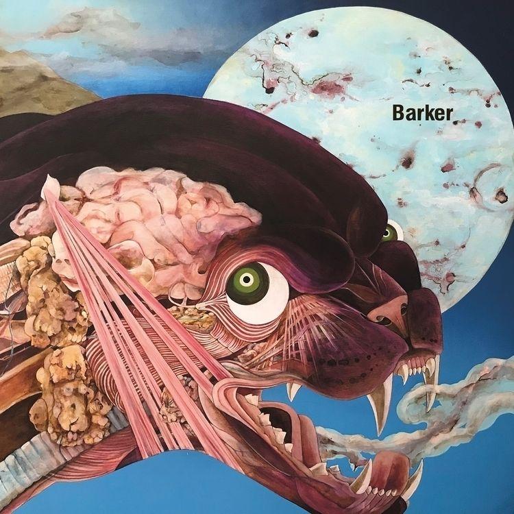 Barker | Debiasing 112 Artwork  - ostgut_ton | ello