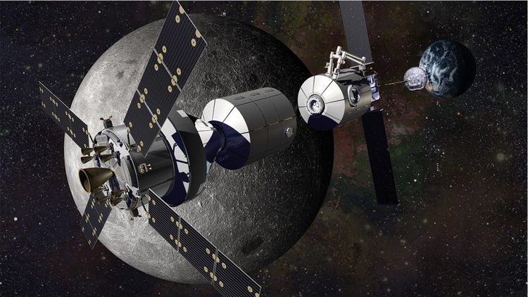 Prototype model deep space habi - magazishnet | ello