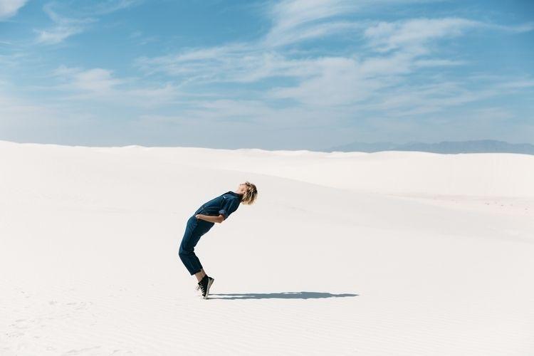 put wonderful world White Sands - lauraaustin | ello
