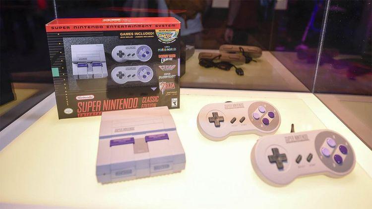 Nintendo shipping SNES Classic  - magazishnet | ello