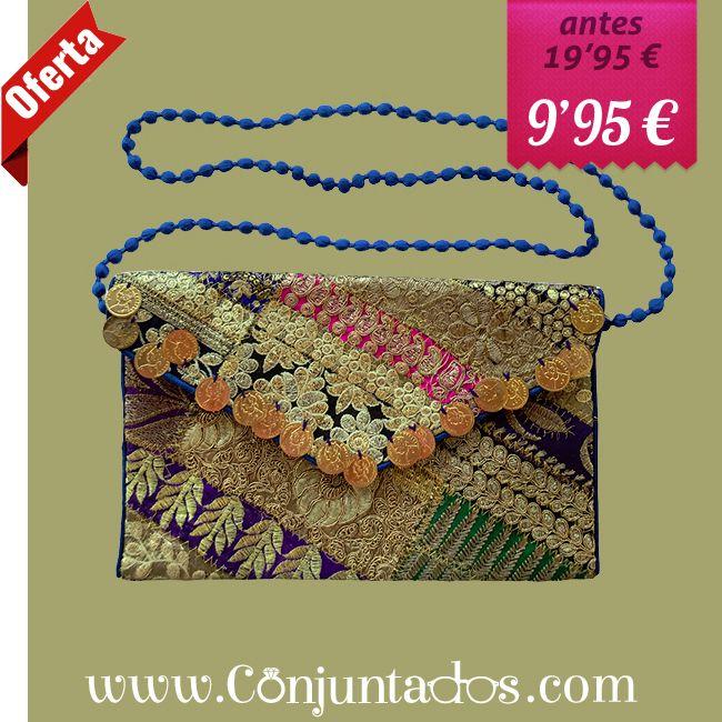 ¡#ofertón! -> Bolso bandoler - conjuntados_com | ello