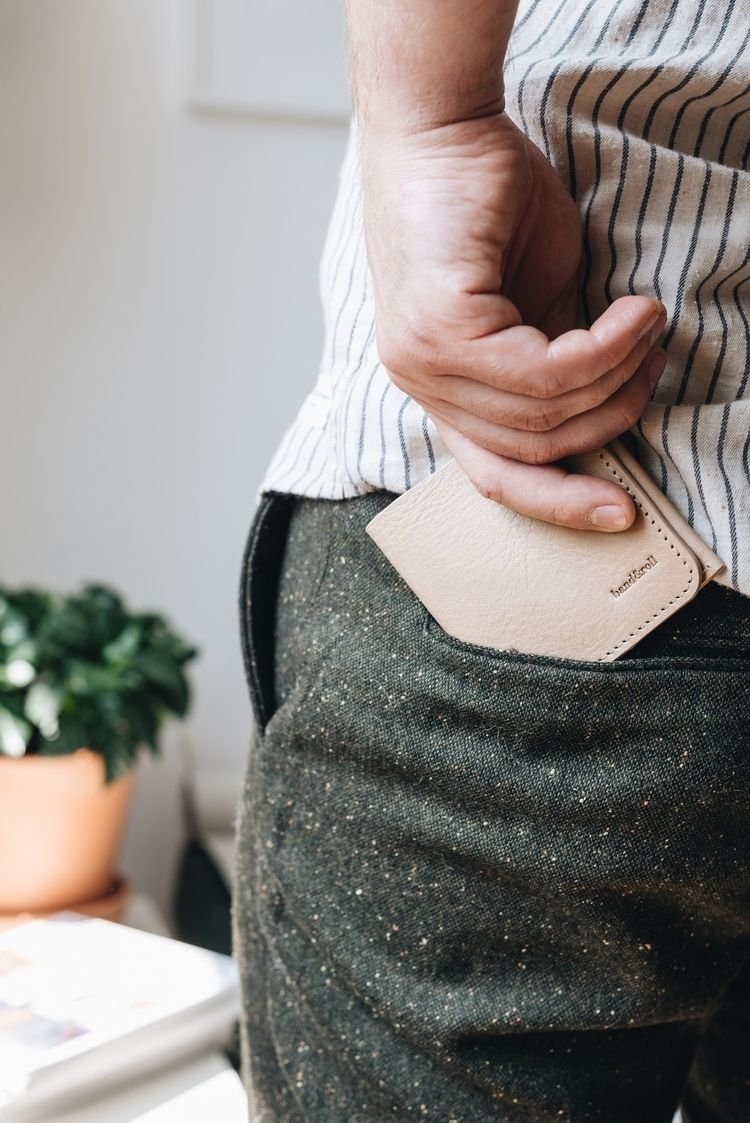Classic bi-fold wallet consciou - lenak | ello