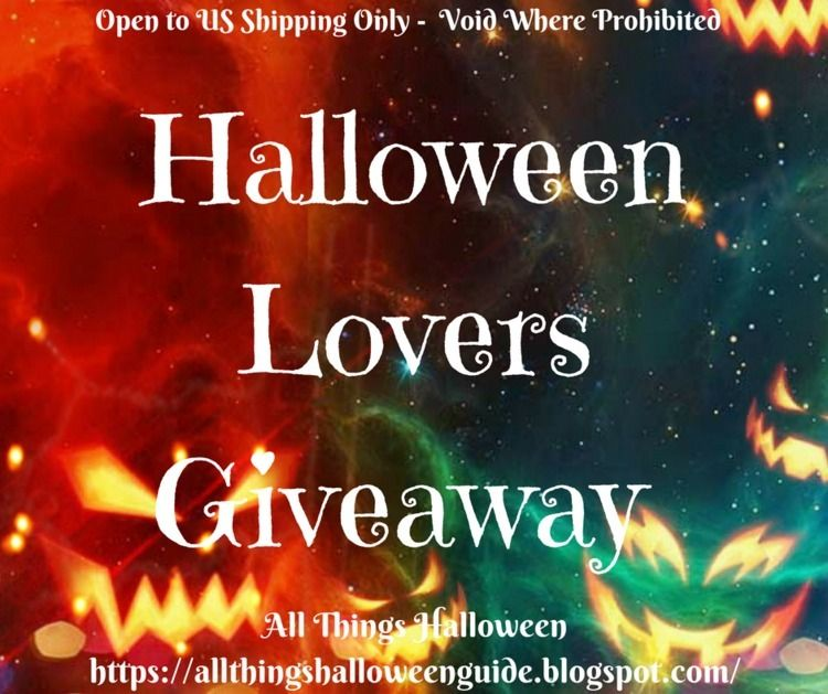 Halloween Lovers Giveaway Enter - roxannerhoads | ello