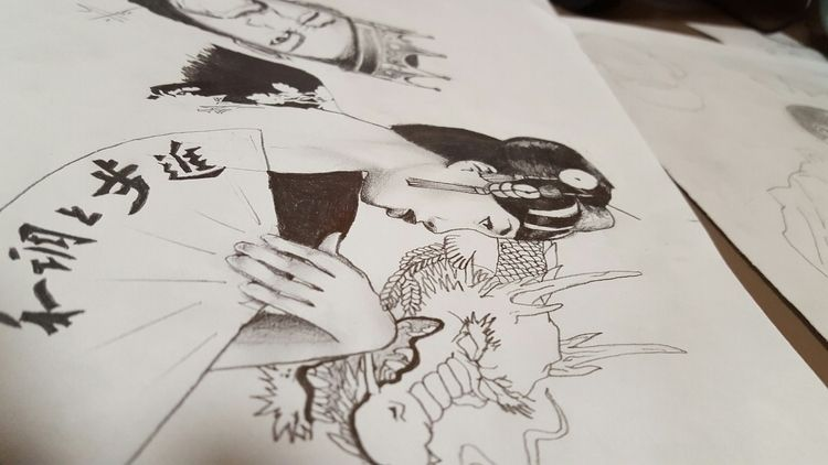 Doodles - ofeagleandwater | ello