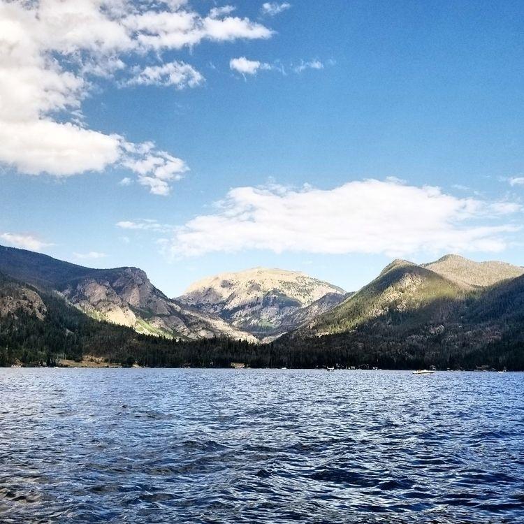 amazing time Grand Lake today,  - midnightjo | ello