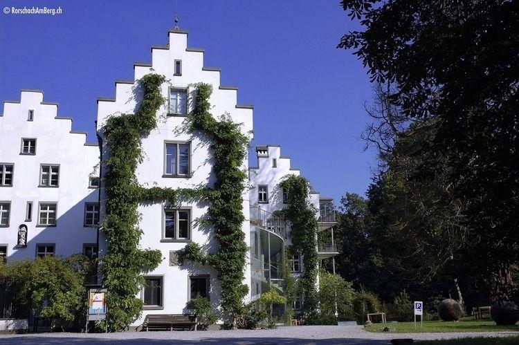 Castel Wartegg, 9404 Rorschache - rorschachamberg | ello