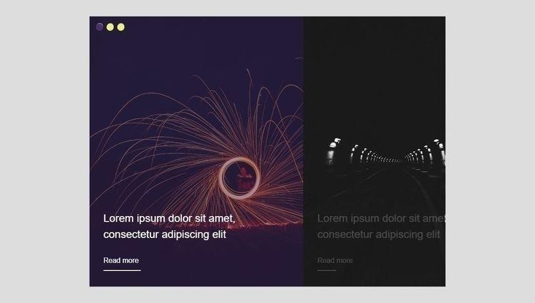 Carousel Design CSS carousel de - freefrontend | ello