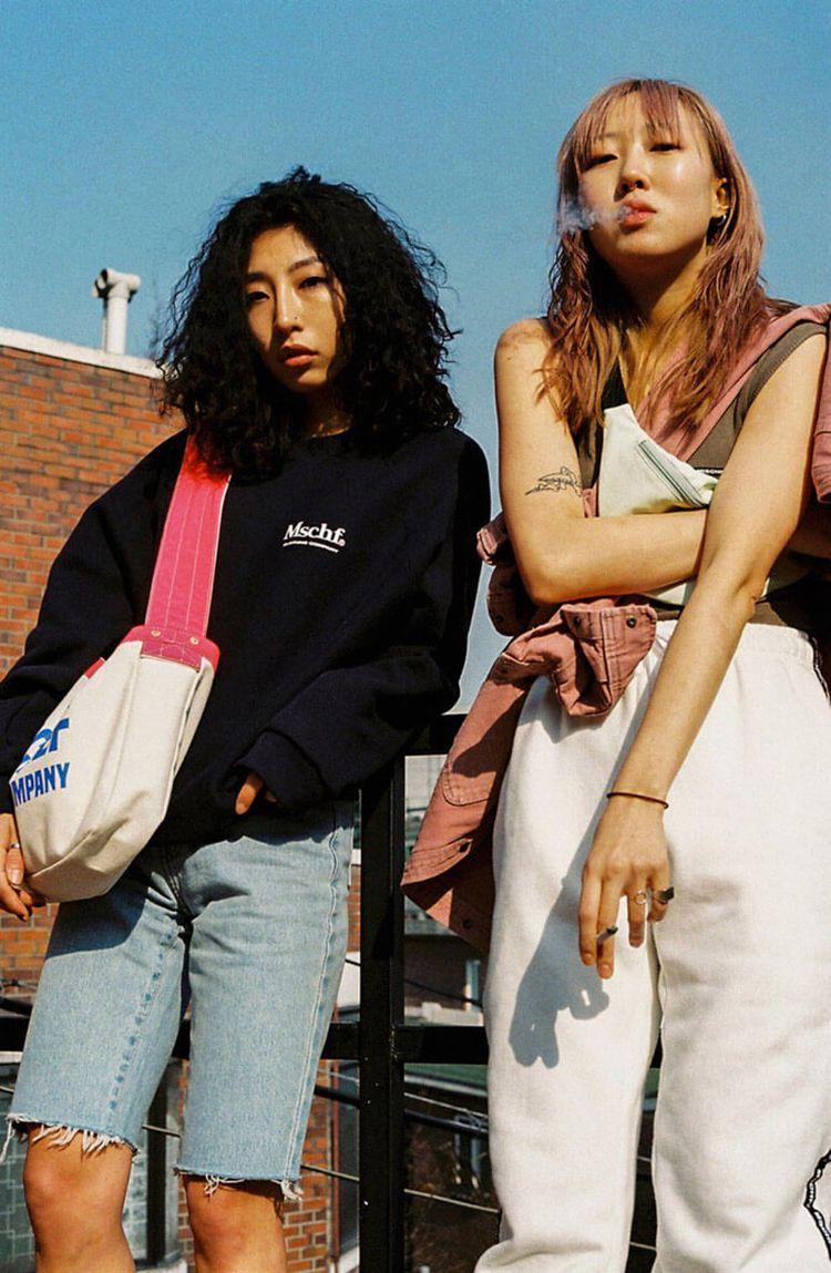 Mischief Masters Style Korean S - thecoolhour | ello