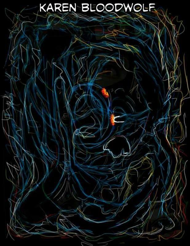 abstract lol - bloodwolfi | ello