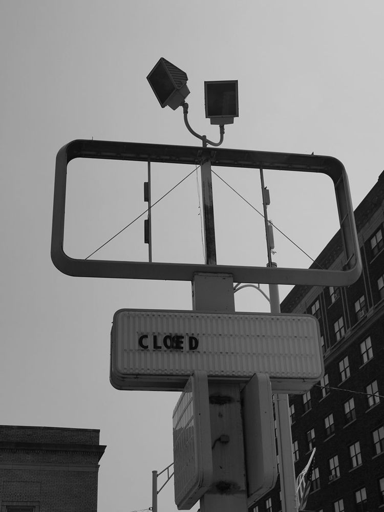 Closed - photography, streetphotography - futureluddite | ello