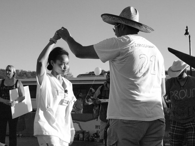 Dance - photography, streetphotography - futureluddite | ello