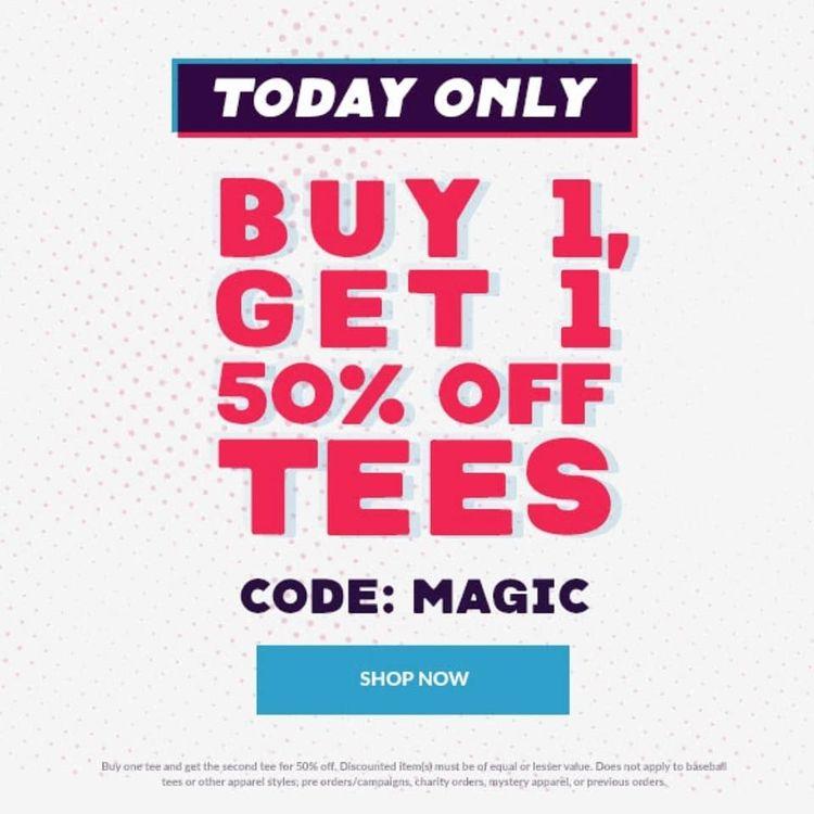 FLASH SALE code: MAGIC Buy 50%  - alexsappy | ello