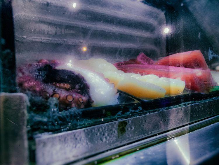 ingredients Sashimi Sushi, II - food - christofkessemeier | ello