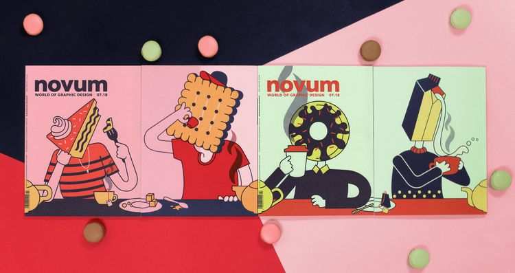 Tea Coffee novum — World Graphi - typoint | ello