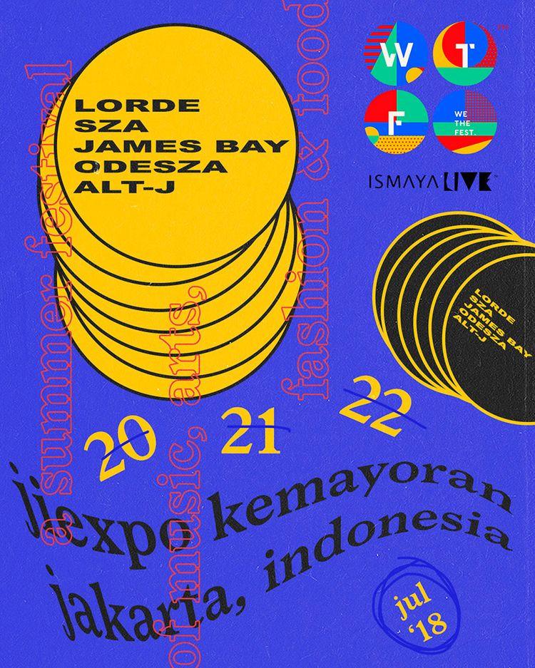 Fest 2018 music festival poster - bringouttheguns | ello