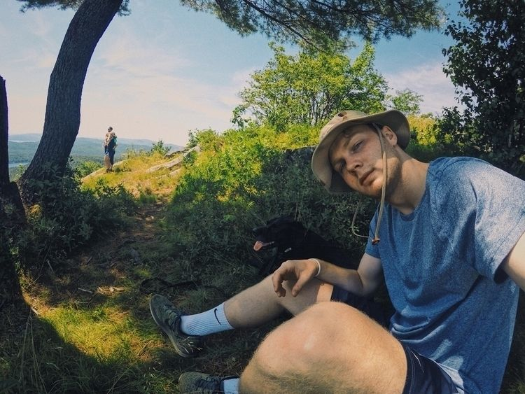 Hike July 2018 - Cat Mountain - kyled5   ello
