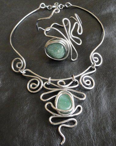 Choker bracelet silver 950 Gree - mrandmrsmacedo | ello