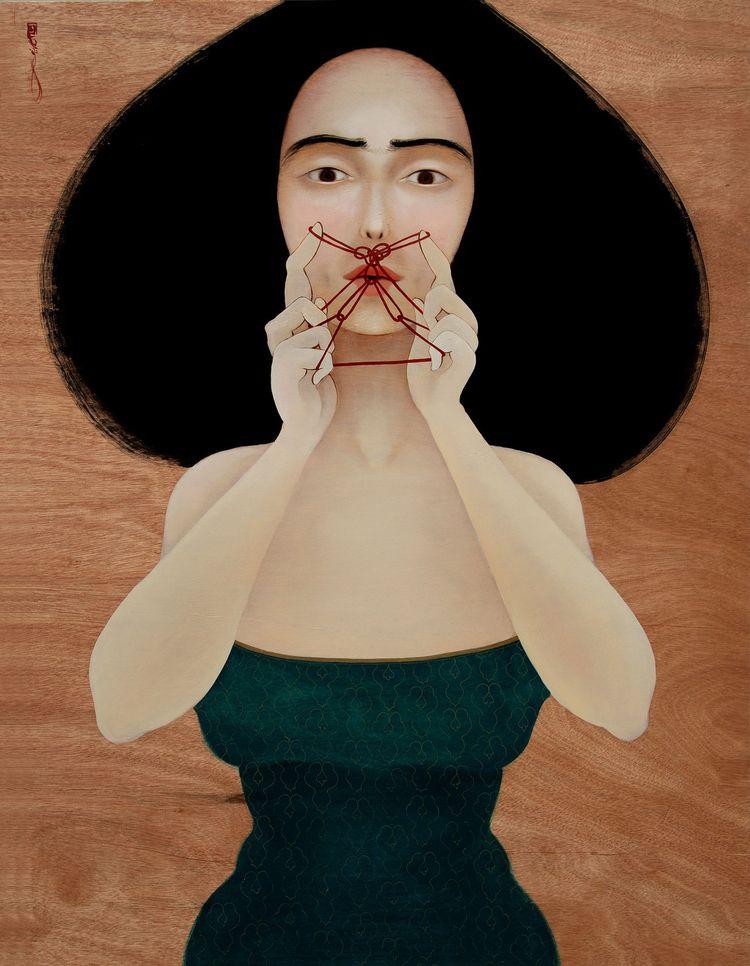 Paintings Hayv Kahraman mnore - art - inag | ello