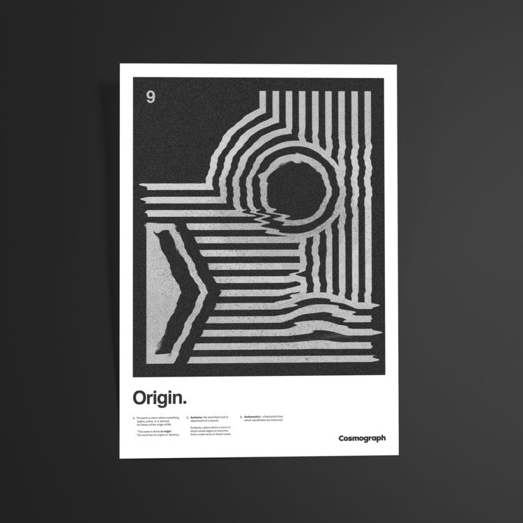Origin - graphicdesign, poster, posterdesign - anishshakthi | ello