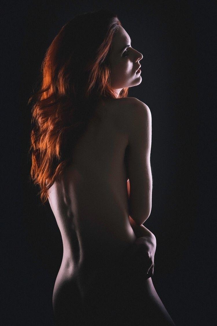 Photographer: Erik Rozman Model - darkbeautymag   ello
