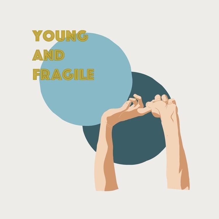 Young Fragile - Art, Design - nandyblu | ello