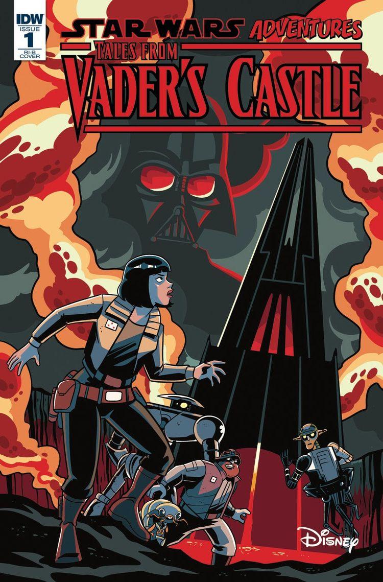 Tales Castle Celebrates Spooky  - comicbuzz | ello
