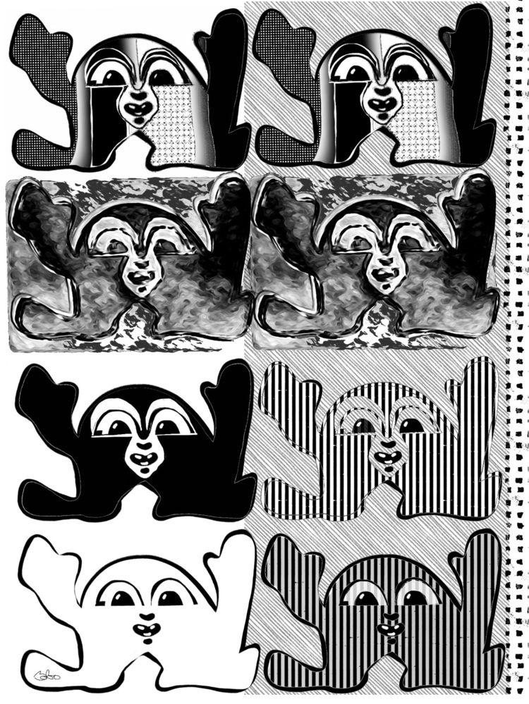 cutile., cute, tile,, boboshow - bobogolem_soylent-greenberg | ello